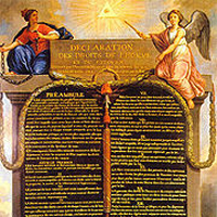 The French Declaration of Rights