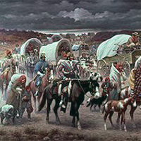 The Trail of Tears (Robert Lindneux, 1942)