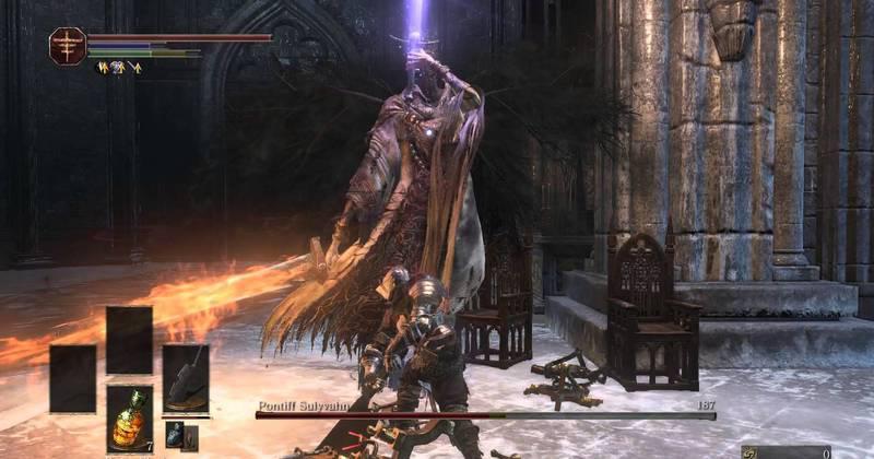 Il Tue Un Boss De Dark Souls 3 En Un Coup