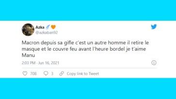 La fin du port du masque et du couvre feu enchantent les internautes (24 tweets)