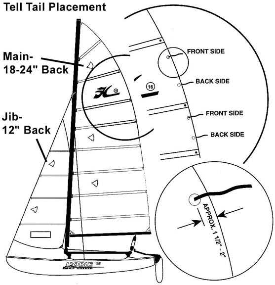 Hobie 16 Support : Hobie Cat