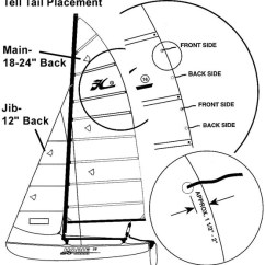 Mast Rigging Diagram Wiring Single Pole Switch Hobie 16 Support |