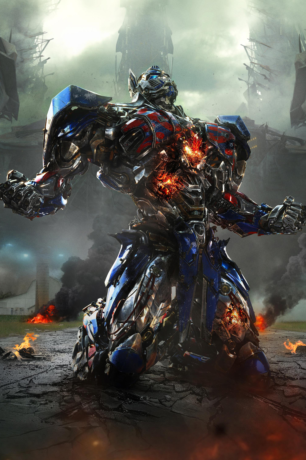 Transformers Last Knight Streaming : transformers, knight, streaming, Transformers:, Knight':, Optimus, Prime, Wields, Sword, Hollywood, Reporter