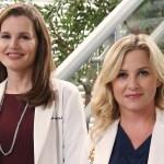 Grey S Anatomy S Jessica Capshaw Arizona Is Torn By Dr Herman S Secret Hollywood Reporter