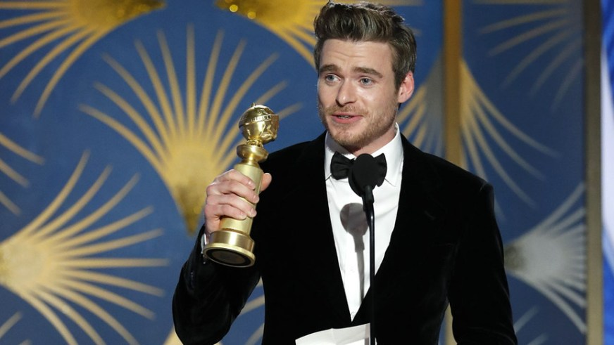 Richard Madden Wins Best Actor in a Drama Series at the ...
