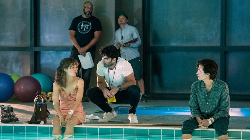 Director Justin Baldoni On The Personal Story Behind Five Feet Apart Hollywood Reporter