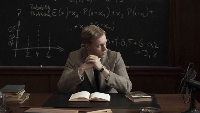 """Movie: """"Adventures of a Mathematician"""""""