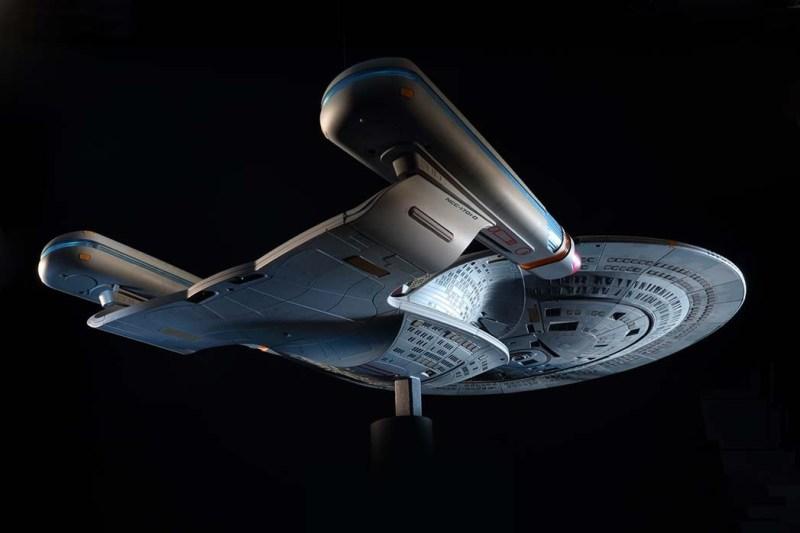 Enterprise Eaglemoss Announcement