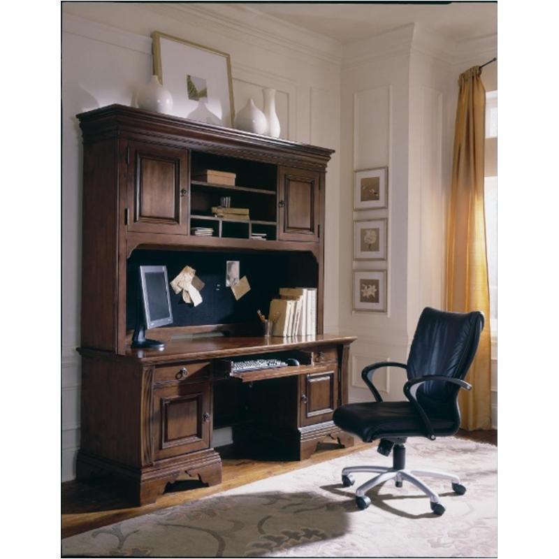83 228 Kincaid Furniture Keswick Living Room Desk Hutch W 2 Doors