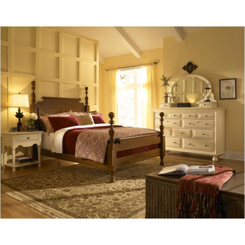 68 130h kincaid furniture american journal queen cannonball poster bed stain