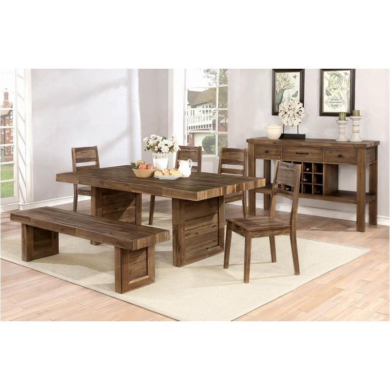 108171 coaster furniture tucson dining table