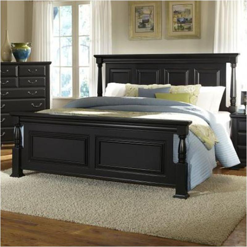 784 559 vaughan bassett furniture remington black queen poster bed black