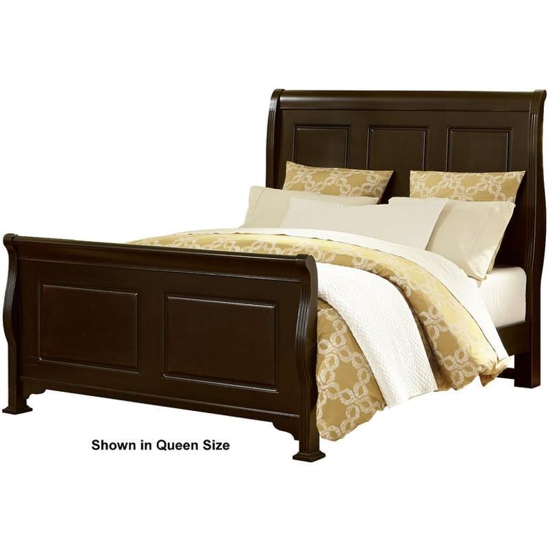 380 661 Vaughan Bassett Furniture French Market Antique Merlot