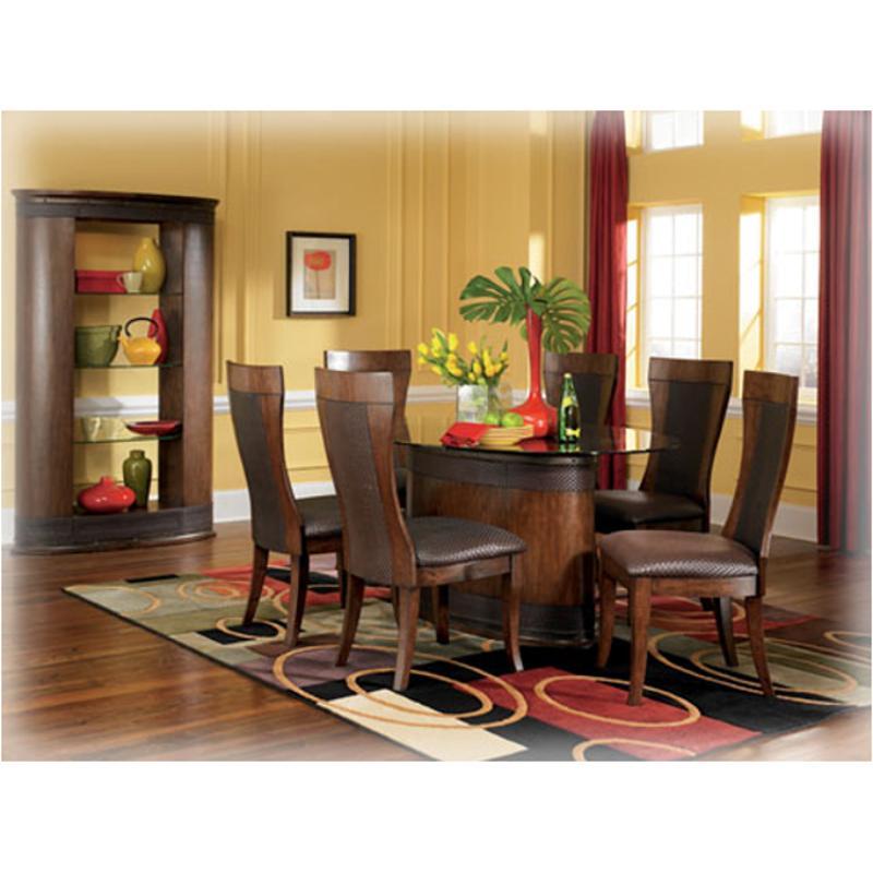 D501 50b Ashley Furniture Hendler Dining Room Oval Table Base