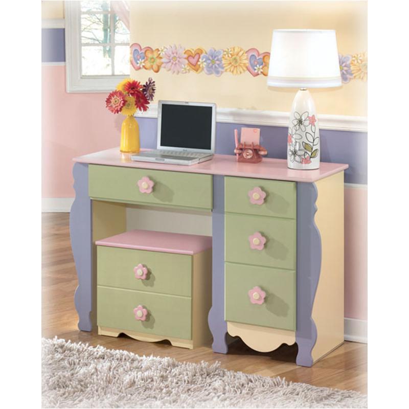 b140 22 ashley furniture doll house youth desk rolling box