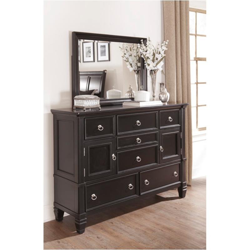 b671 31 ashley furniture greensburg black dresser