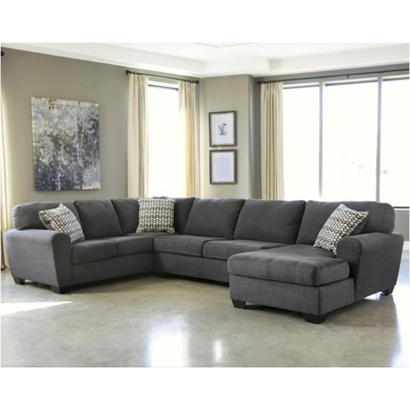 2860066 ashley furniture sorenton slate laf corner sofa