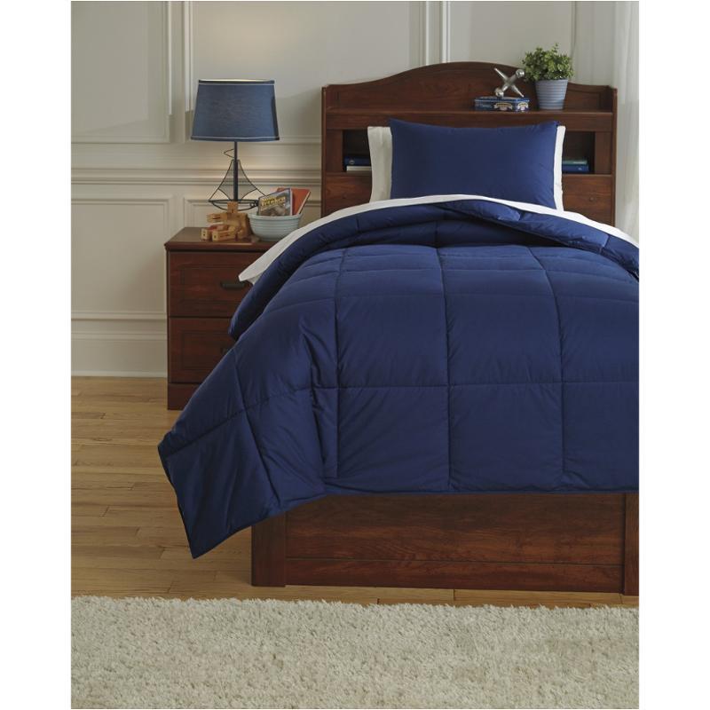 q759011t ashley furniture plainfield navy twin comforter set