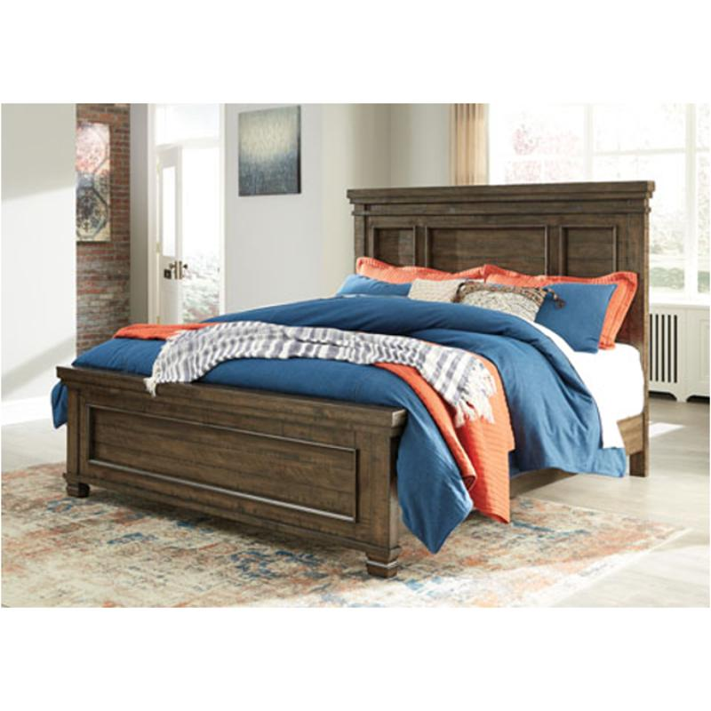 b734 57 ashley furniture darloni queen panel bed