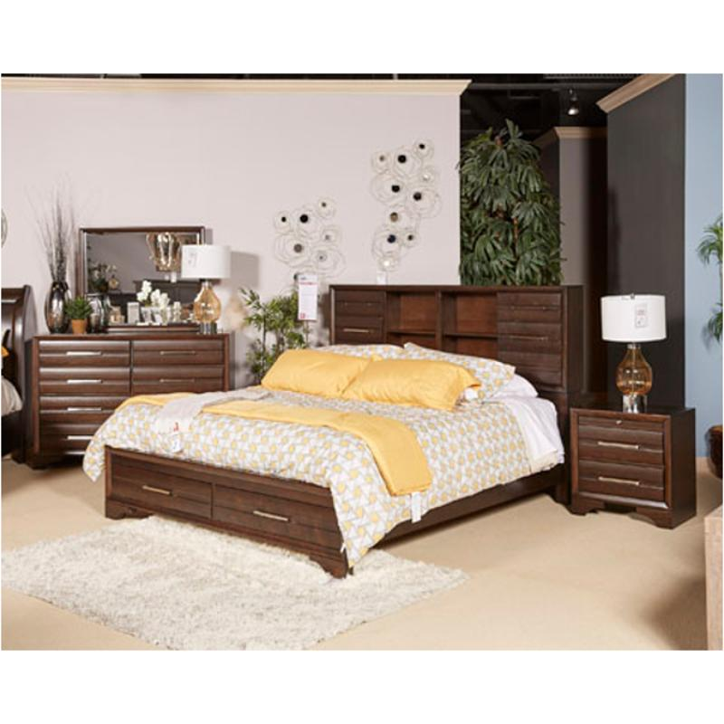 b609 81 ashley furniture andriel queen storage bed