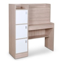 Buy Ace Study Desk in White Colour Online in India ...