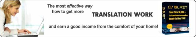 Work at Home Translation Jobs