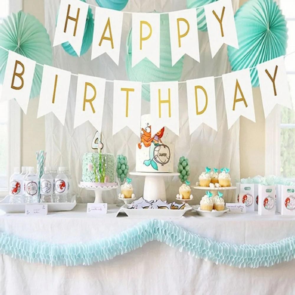 birthday decorations happy birthday