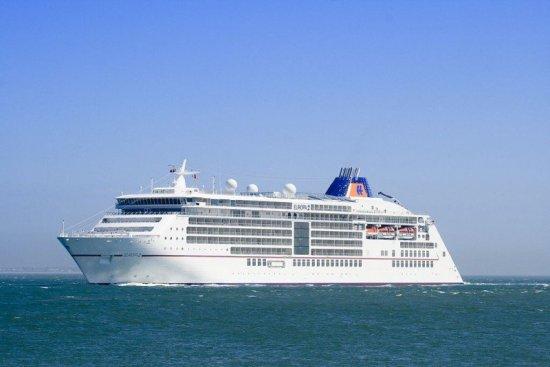 TUI Group cumpără vasul de croazieră de lux Europa 2 cu 278 mil. €