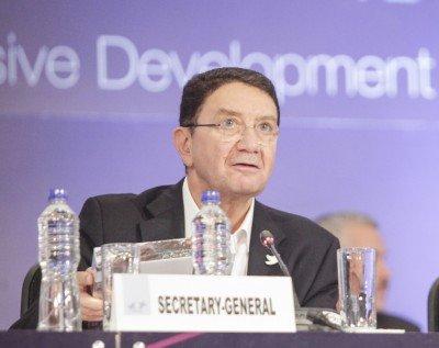 Taleb Rifai, secretarul general al OMT.