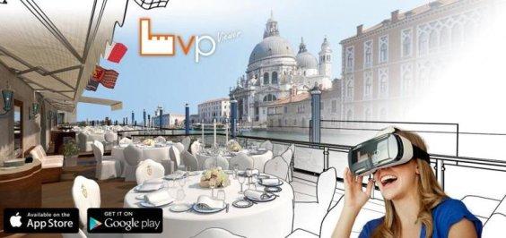 Marriott a fost prima companie din sector care a anunțat că aplică realitatea virtuală.