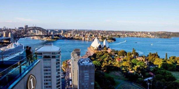 InterContinental Sydney are 509 camere și vederi unice.