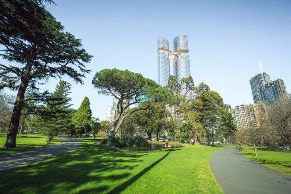 Proiectul Shangri-La nu va fi deschis până în 2022.