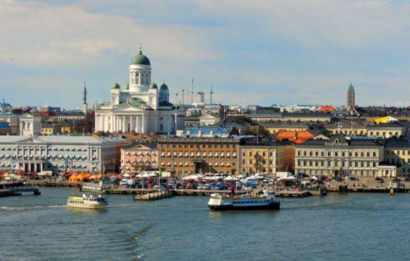 Helsinki (în imagine) și Lyon sunt în acest an Capitalele Europene de Turism Inteligent, la prima ediție a acestei desemnări.