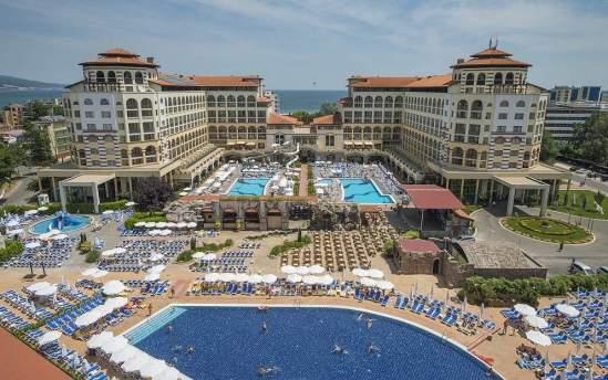 Sunny Beach va fi deschis în 2020 sub linea Melia Hotels & Resorts.