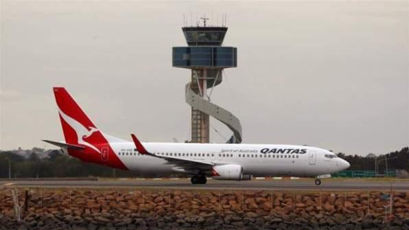 Qantas lasă la sol avioanele sale Boeing 737 NG (Fotografie de arhivă a lui Daniel Muñoz/Reuters).