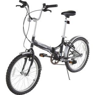 Challenge Flex 20 Inch folding Bike. Was £99.99 now £79.99