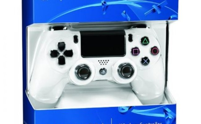 Ps4 Dualshock 4 Controller S White Black Camo Back