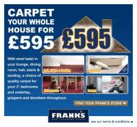 Carpet your whole house for 595 (Available in the North ...