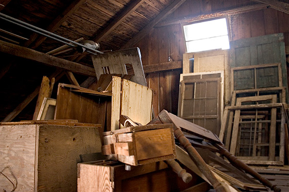Attic Cleaning  Cleaning Attic Mold  Cleaning Attic Tips