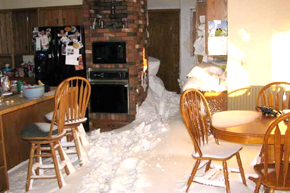 remodel my kitchen 3 piece table set winter damage costs | estimating weather ...