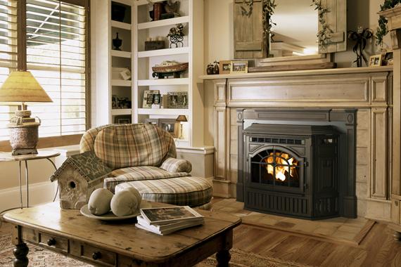 Pellet Burning Fireplace Inserts  Fireplace Pellets