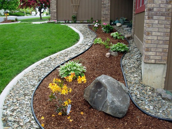 front yard ideas simple diy
