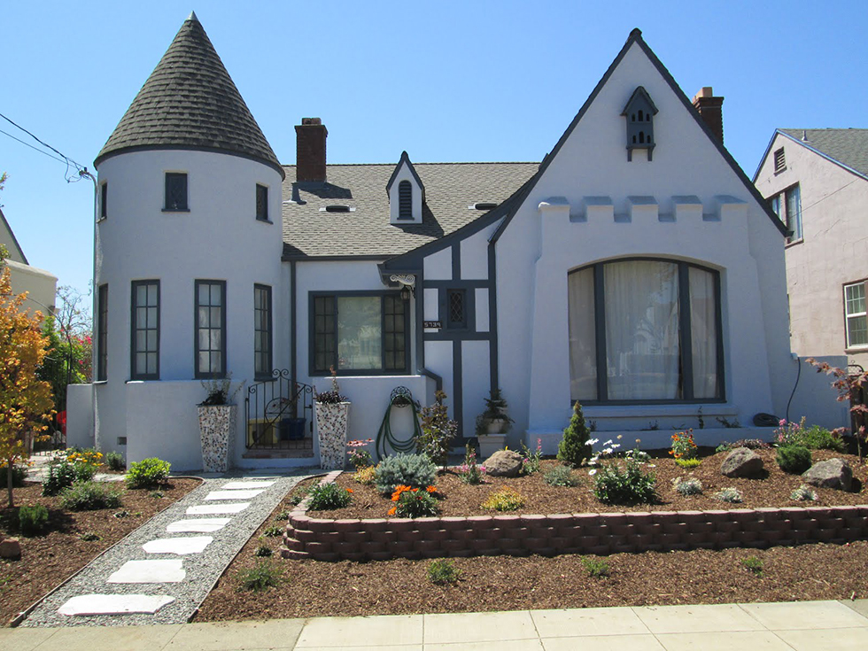front yard hardscape ideas before and