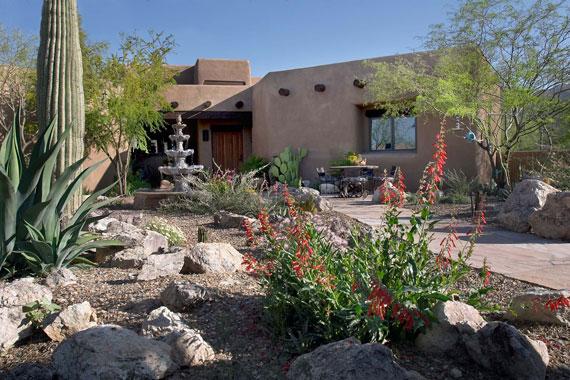 garden water conservation