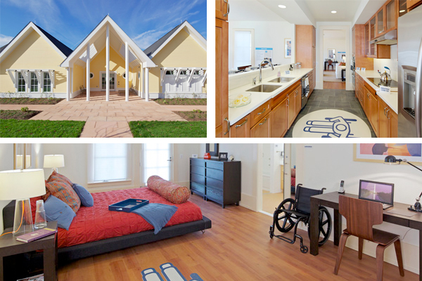 Innovative Housing Puts Universal Design To Work For Disabled Vets