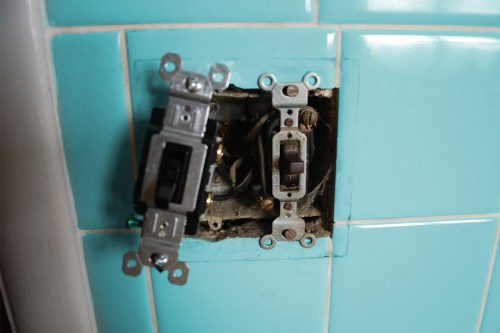small resolution of light switch toggle switch wiring for house