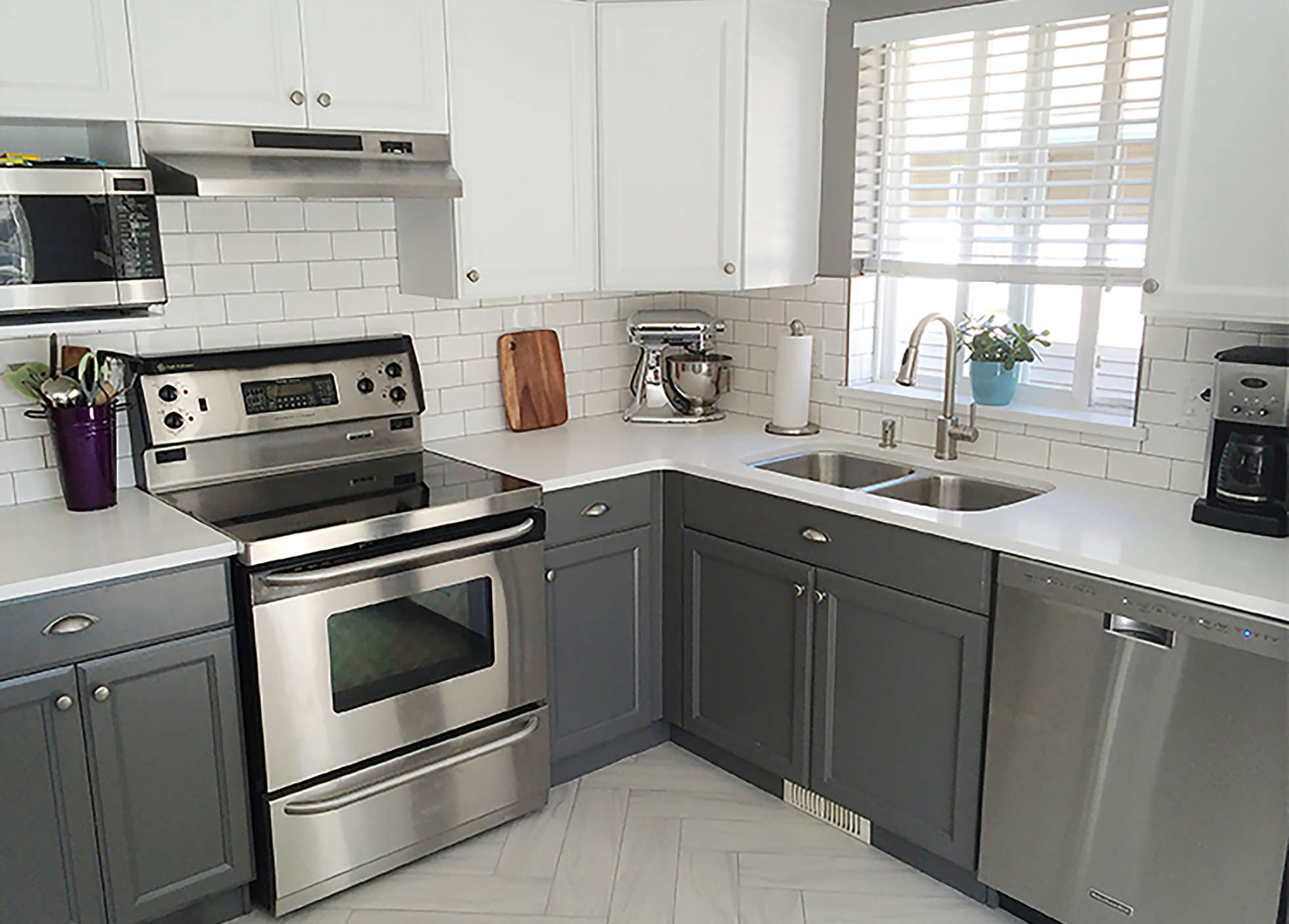 How To Redo Kitchen Cabinets