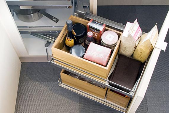 Kitchen Storage Ideas Corner Kitchen Cupboard Solutions