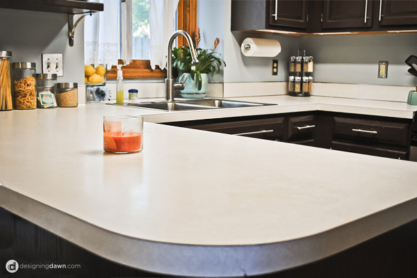 kitchen counter options cabinets paint colors diy countertops countertop