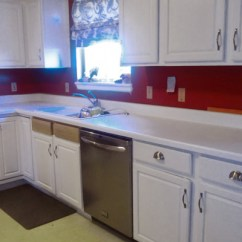 Kitchen Counter Options How To Refinish Sink Diy Countertops Countertop